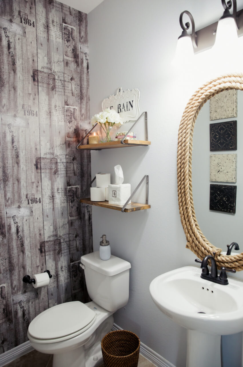 6 Things You Can Do To Enhance Your Powder Room Homeyou