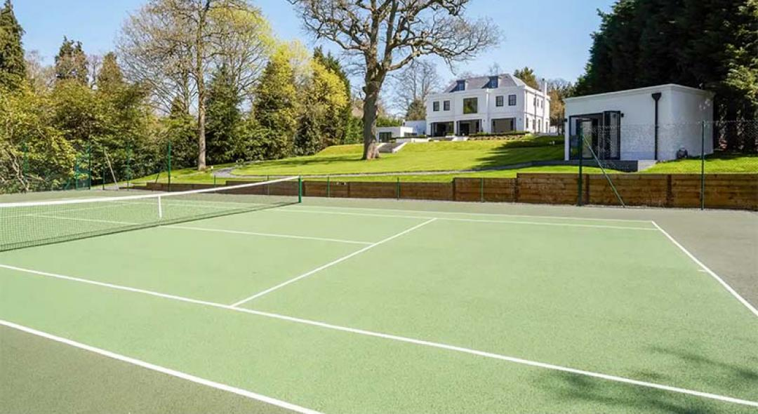 5 Tips For Building a Tennis Court In Your Home