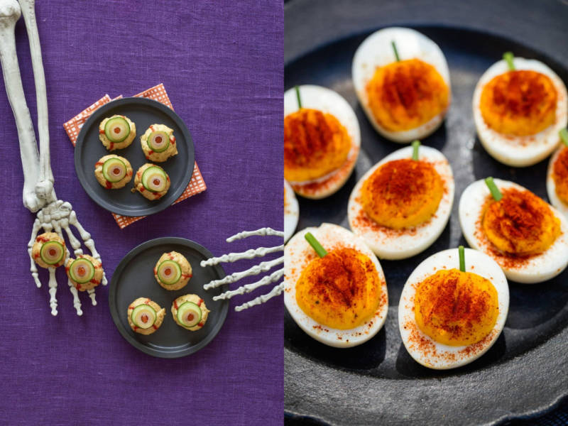 7 Delicious Halloween Snacks You Can Make At Home
