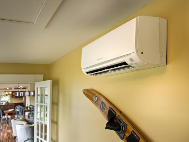 The Pros and Cons of Ductless Heating and Cooling Units