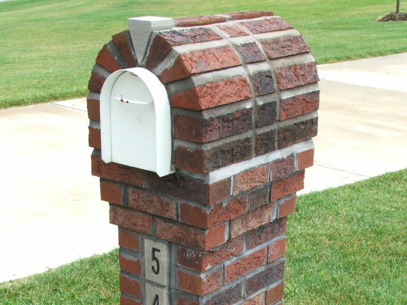 Should I Repair or Replace My Brick Mailbox?