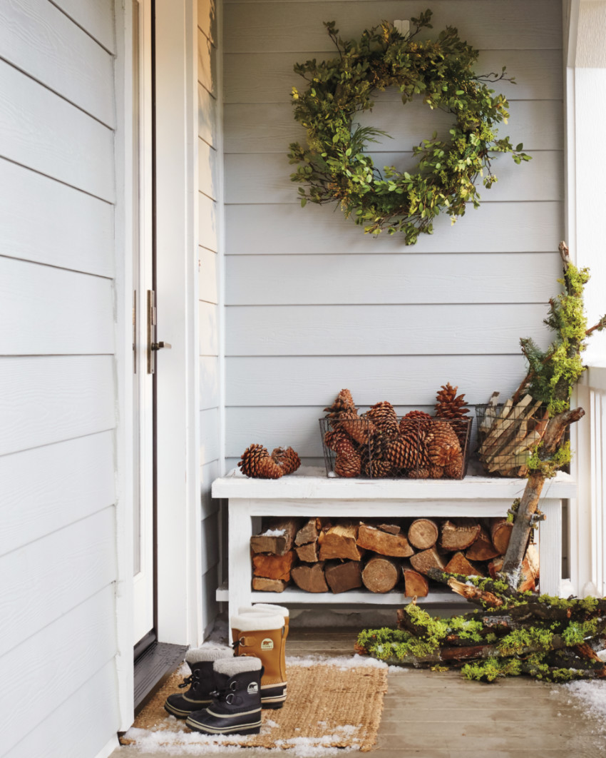Prepare for the winter! Source: Martha Stewart