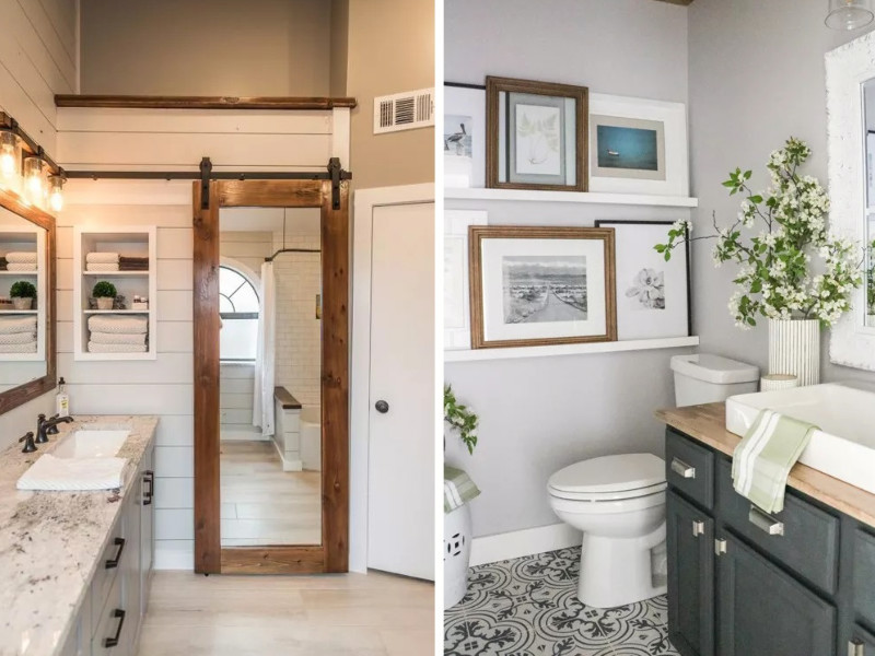10 Most Popular Bathroom Design Styles
