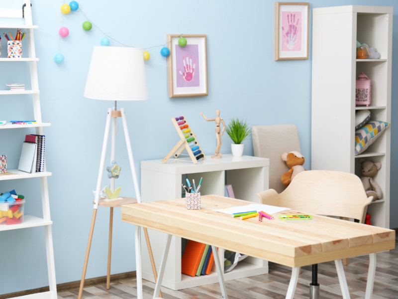 How To Design a Homeschooling Room Your Kids Will Love