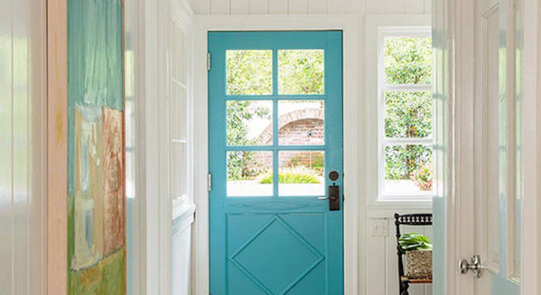 7 Stylish Ways to Instantly Improve Your Doors