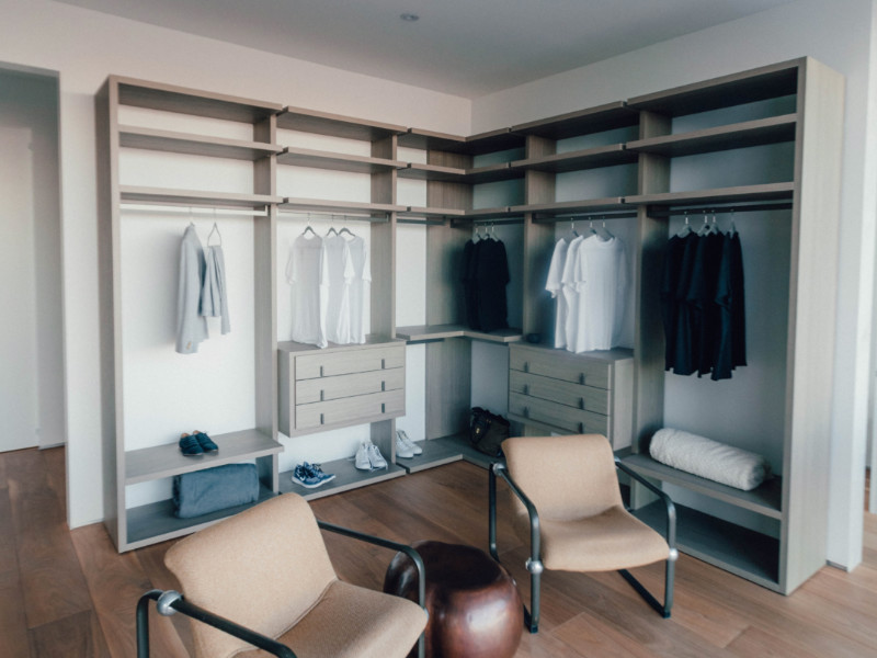 How To Remove Your Closet Doors and Take Advantage of The Space