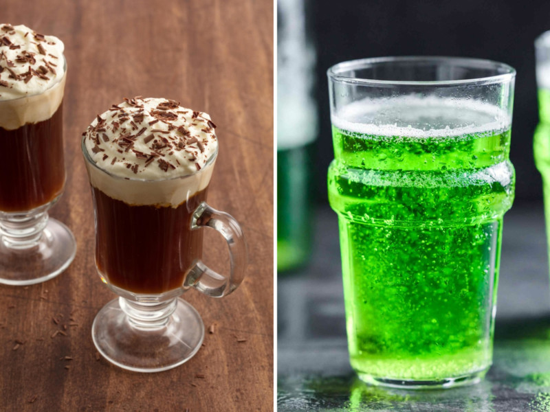 7 Drink Recipes To Celebrate St. Patrick's Day In Style