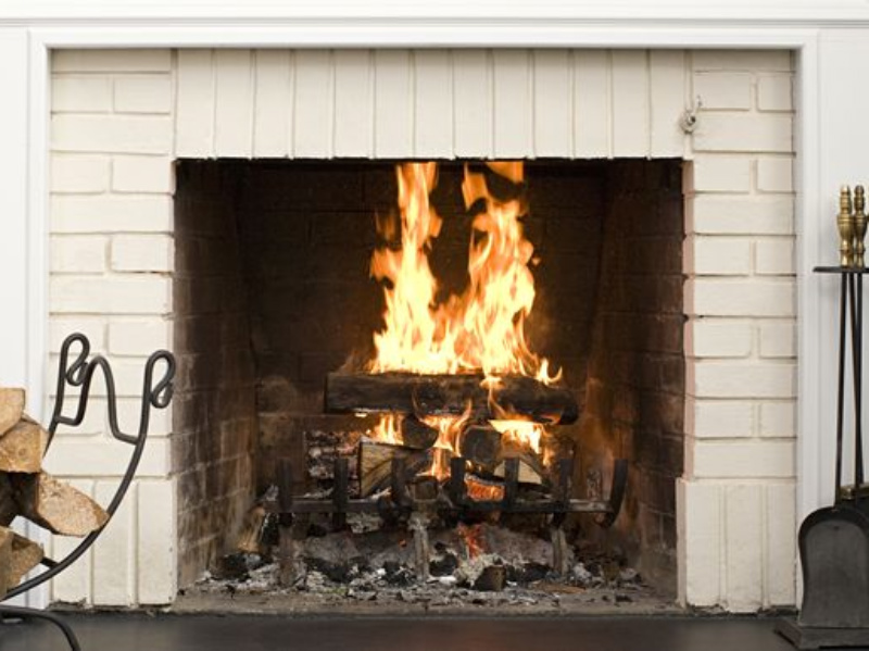 How To Start a Fire in a Fireplace The Best Way