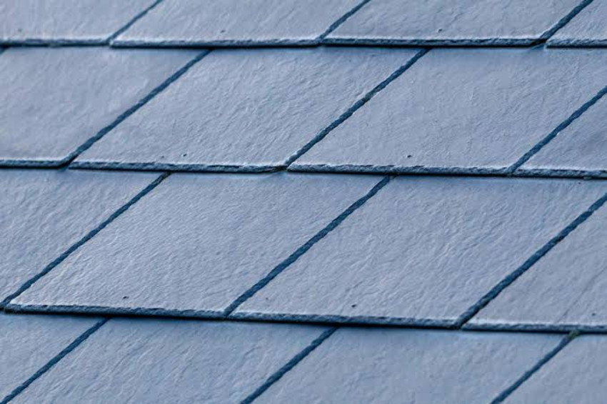 Slate shingles are some of the best in terms of quality and durability. Source: HGTV