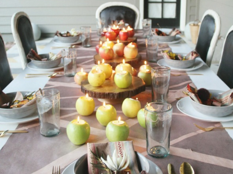 5 Super Easy Last-minute Thanksgiving Decor Ideas
