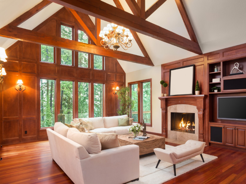 What Are The Most Popular Ceiling Design Types?