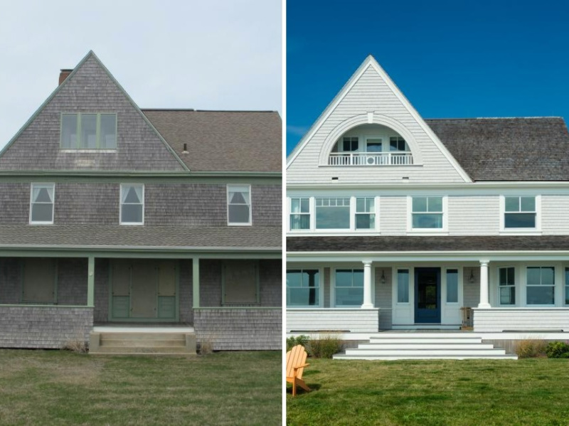 6 Gorgeous Before-and-After Curb Appeal Makeovers