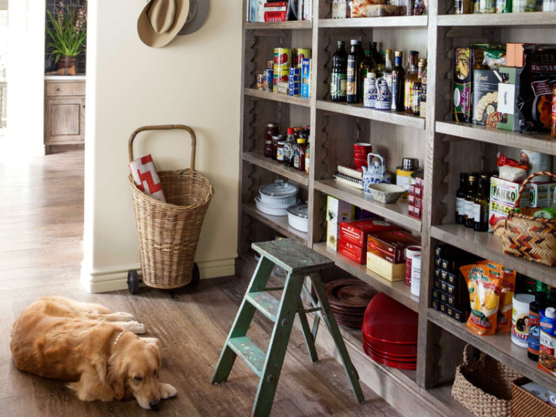 8 Ways To Add More Pantry Storage To Your Home