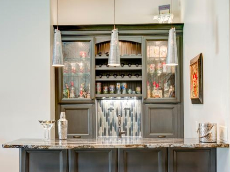 10 Creative Ways To Have Your Own Home Bar