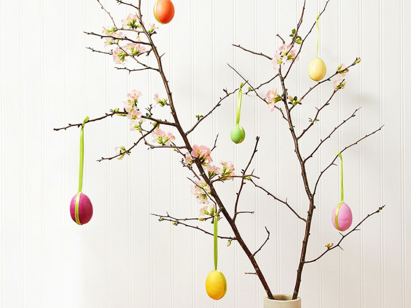 8 Easy Ways To Decorate Your Home Just In Time for Easter