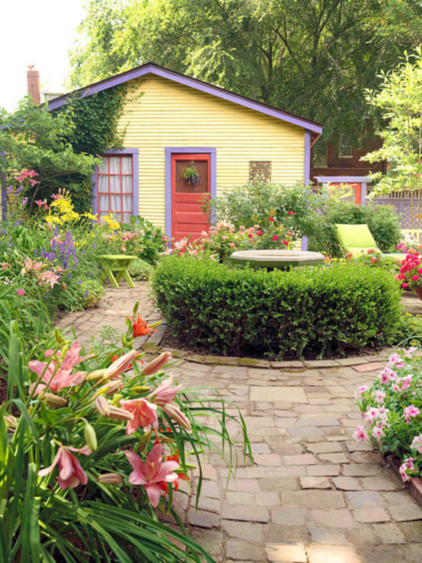 Make your home beautiful with a landscaping professional.