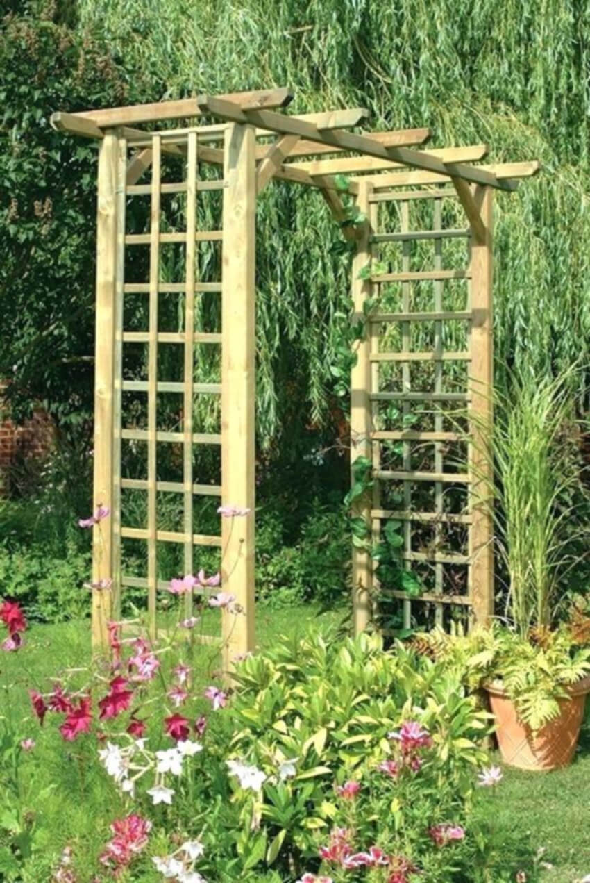Garden arch design ideas to amaze everyone.