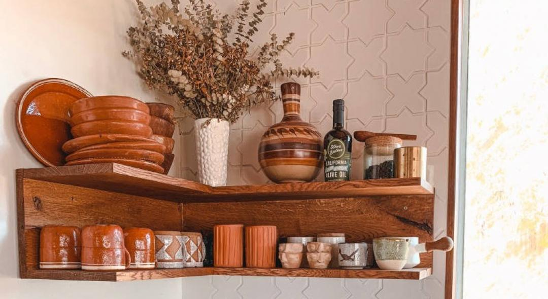 Why Open Shelves Will Revolutionize Your Kitchen
