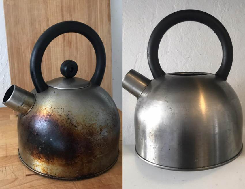 A stained kettle can still be saved! Source: Reddit