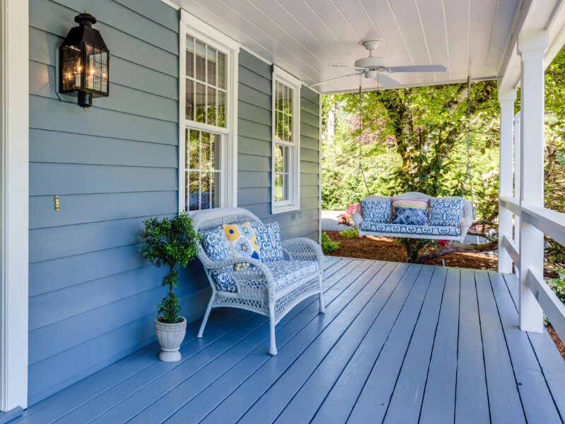 5 Steps To Paint Your Deck or Porch The Right Way
