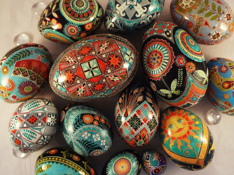 What's the Story Behind This Intricate Easter Egg