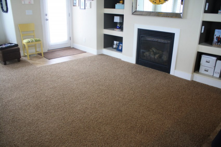 what to do before the carpet cleaning arrive