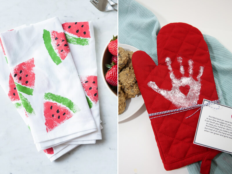 5 DIY Mother's Day Gifts Anyone Can Make