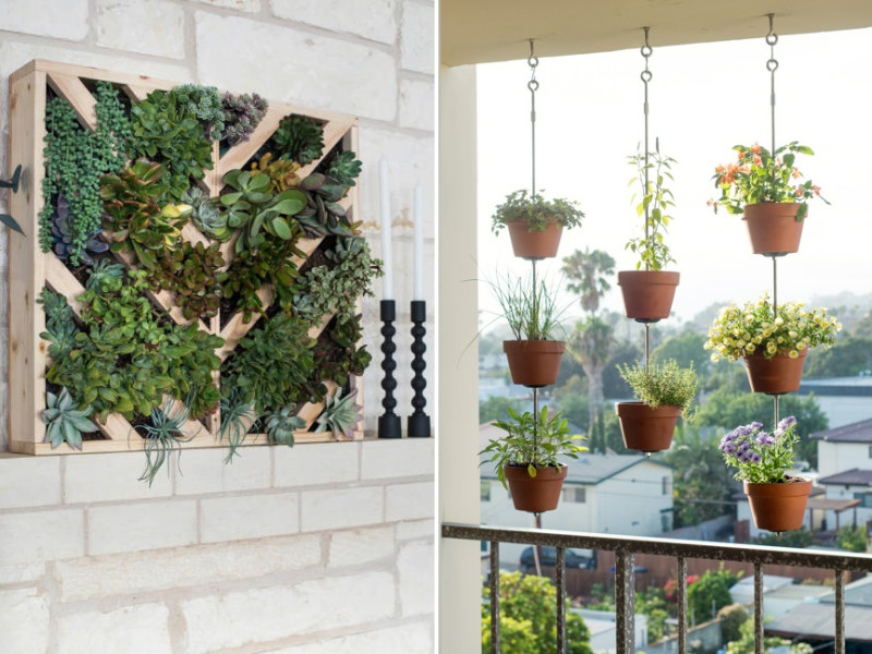 10 Creative Vertical Garden Ideas You Have To Try