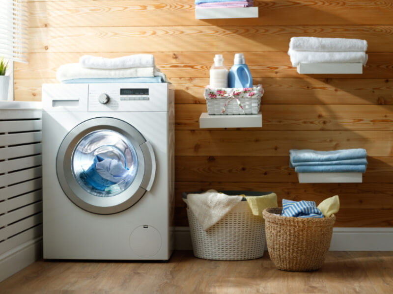 5 Easy Ways To Upgrade Your Laundry Room
