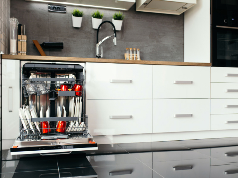 Where to Place the Dishwasher in Your Kitchen