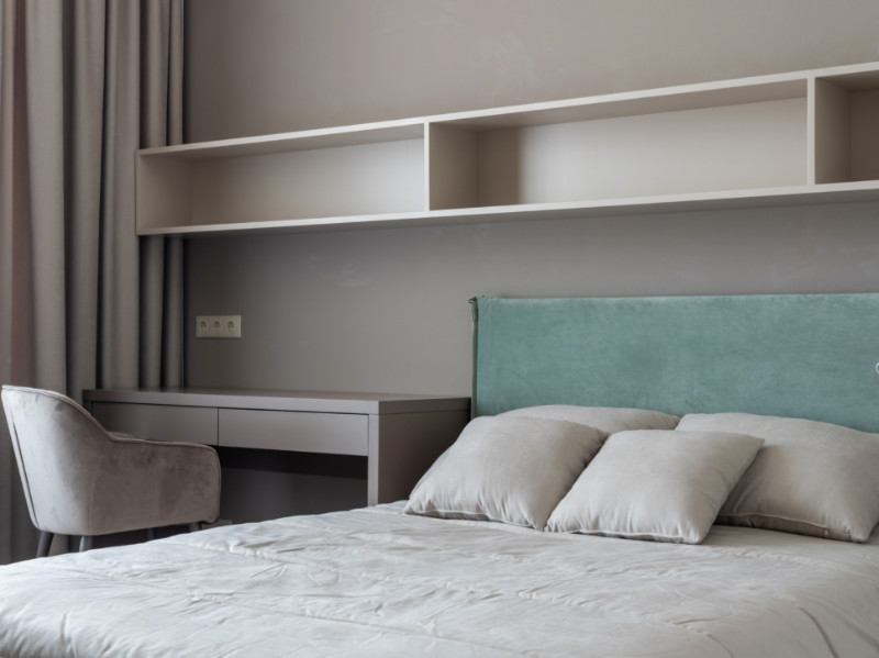 7 Space-Saving Bedrooms Ideas That Will Make Your Life Easier