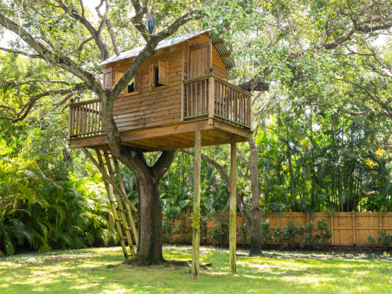 5 Great Benefits of Getting a Treehouse for Your Children