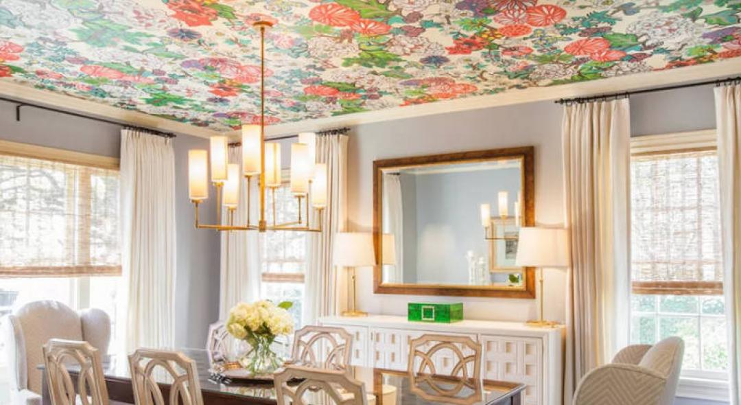 6 Smart Ways To Cover Up Ugly Ceilings