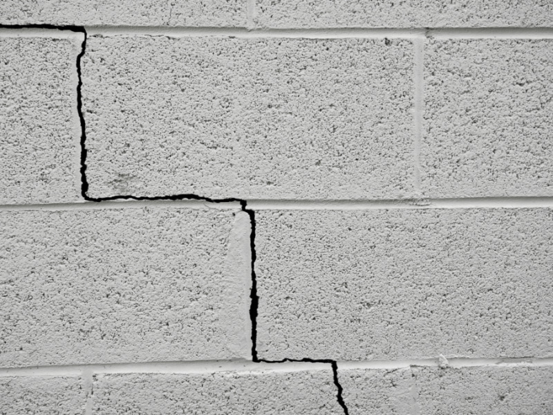 Here's When to Worry About Foundation Cracks