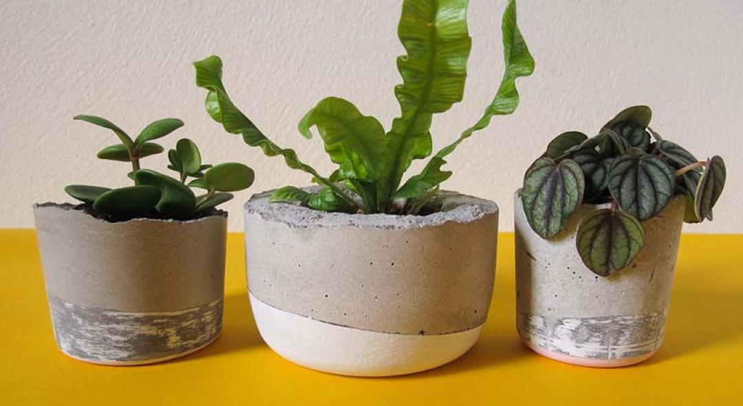 5 DIY Concrete Projects You Can Make For Less Than $50