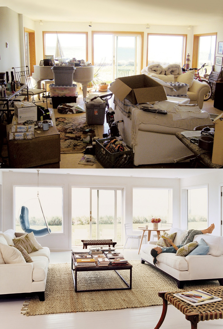 From mess to dream home! Source: Elite Readers