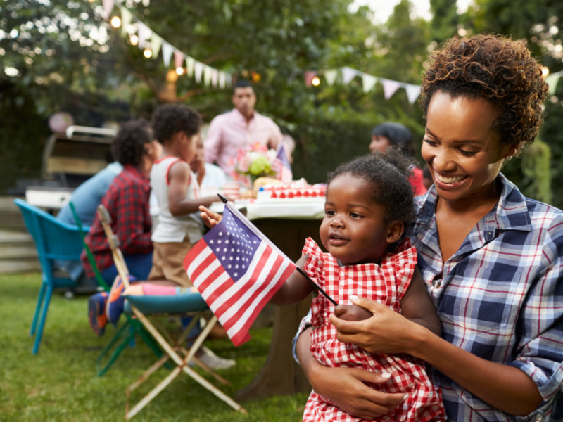 How To Throw an Unforgettable 4th of July Party At Home