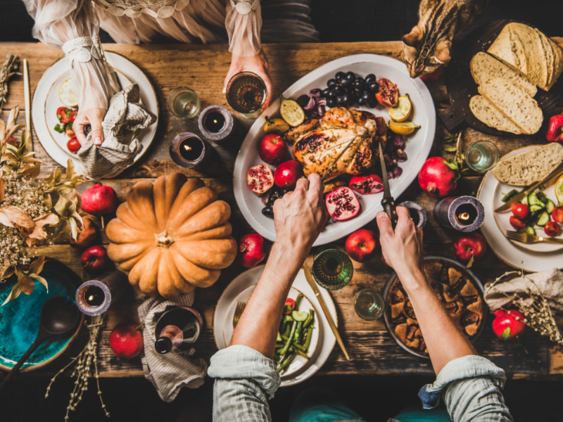 How To Host Thanksgiving: A Guide For Newbies
