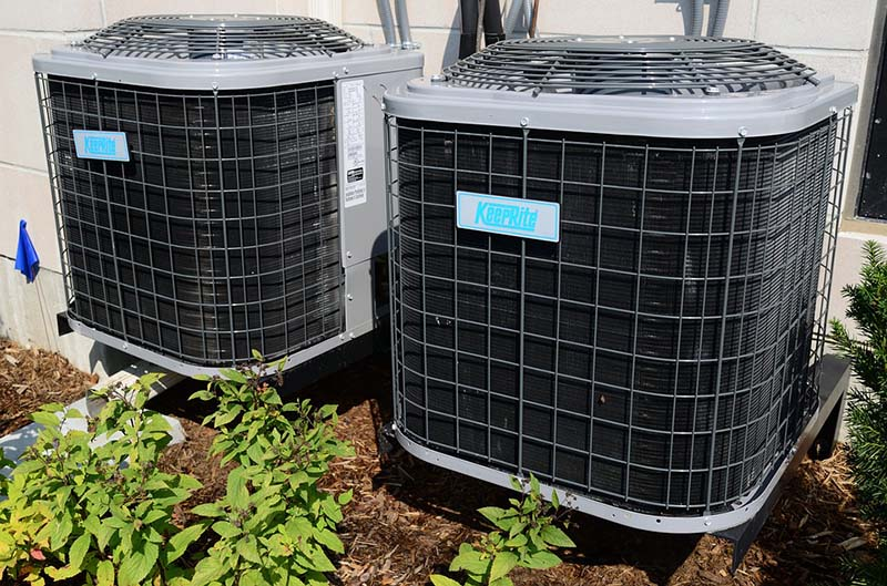 Here's what to do if your AC is not working properly.
