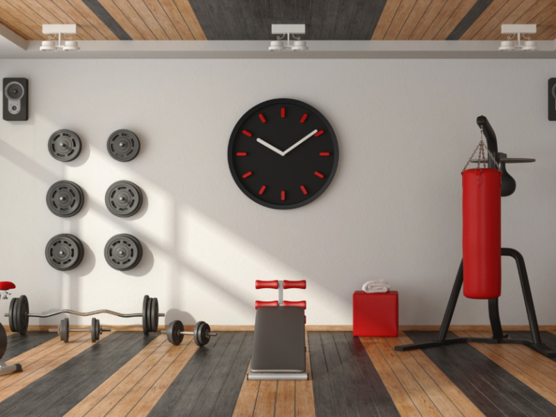 9 Home Gym Ideas To Design Your Ultimate Workout Room