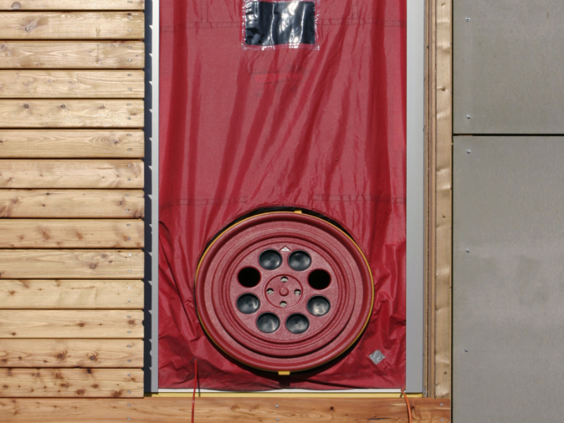 What Is & Why Is It Important To Do a Blower Door Test?