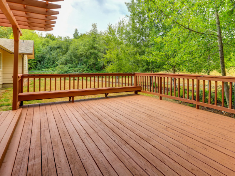 How To Seal Your Deck The Right Way