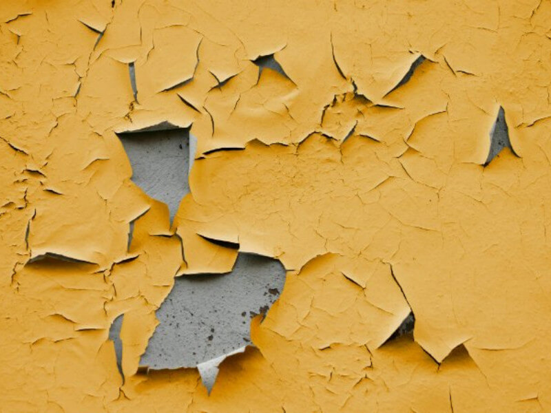5 Reasons Why Your House Paint is Chipping
