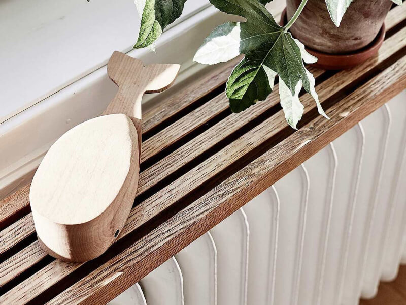 7 Ideas That Will Transform Your Radiator Into Decor