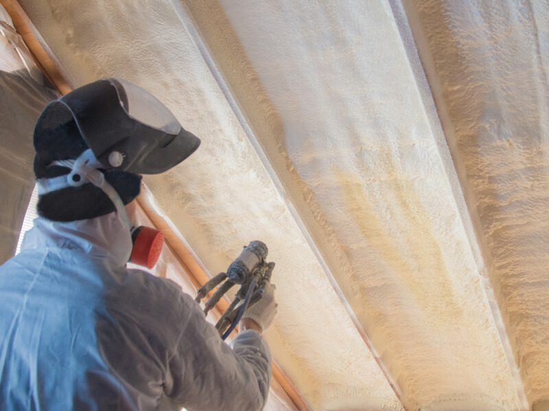 Spray Foam Insulation: What Is It and How Does It Work?