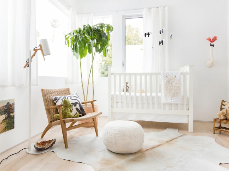 10 Nursery Design Ideas That Won't Require an Update for Years