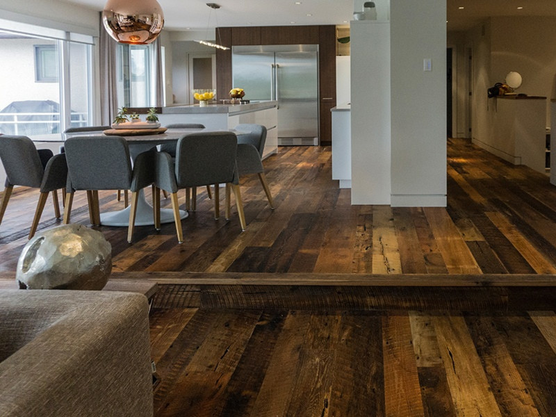 7 Creative Ways To Use Reclaimed Wood
