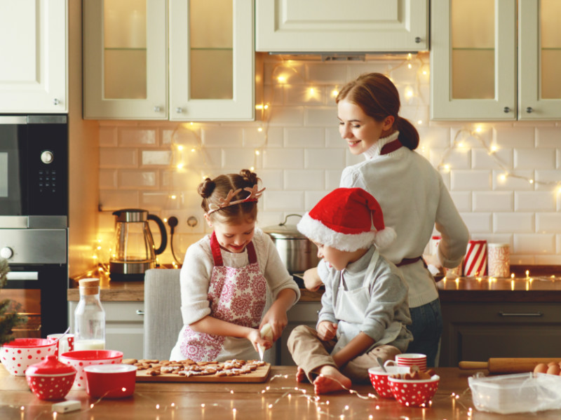 How To Get The Kitchen Ready for the Holidays
