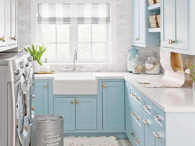 8 Paint Colors That Will Make Your Small Spaces Look Bigger
