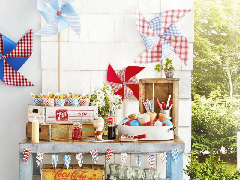 10 Beautiful 4th of July Decoration Ideas For Your Home Party